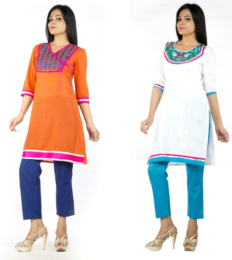 Rama Casual Embellished Women