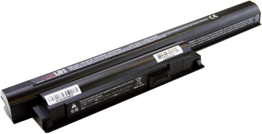 Compatible For SONY VAIO VGP-BPS26 VGP-BPS26A VGP-BPL26 VPCEL VPCEJ VPCEH EG 6 Cell Laptop Battery