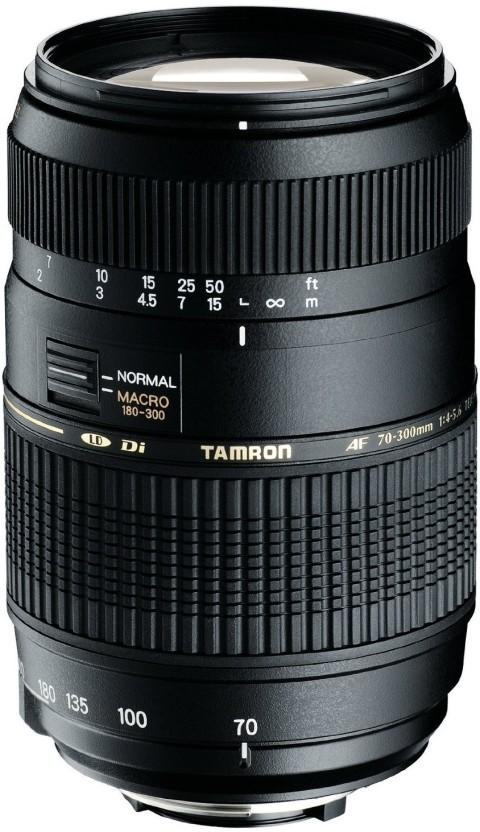Tamron AF 70-300mm F/4-5.6 Di LD Macro Canon DSLR Camera  Lens