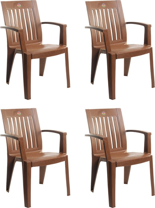 Flux Plastic Living Room Chair