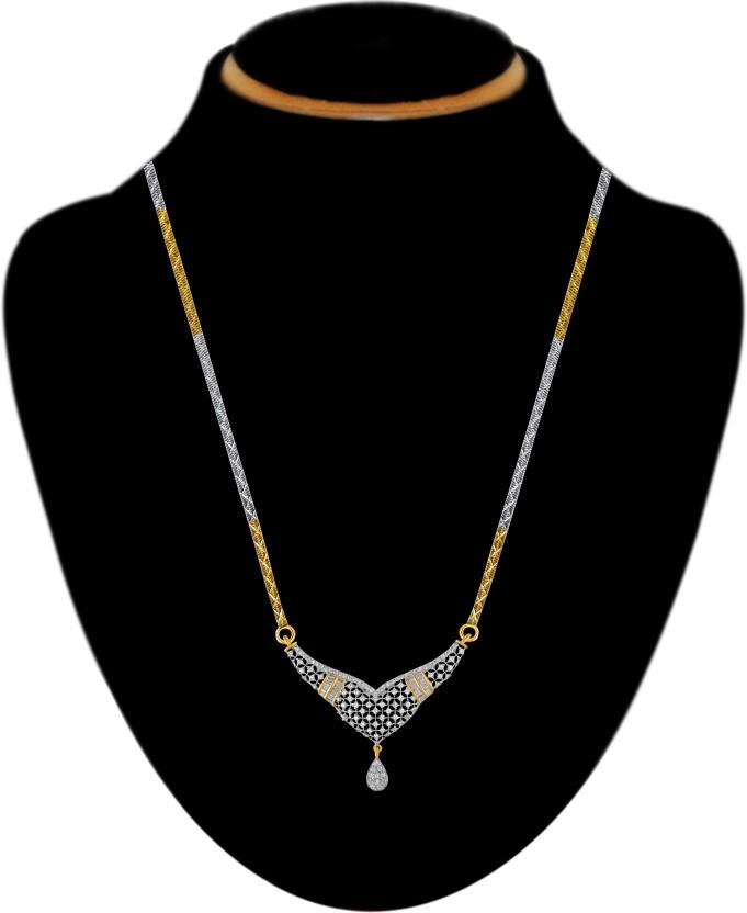 American Diamond Traditional Alloy Tanmaniya