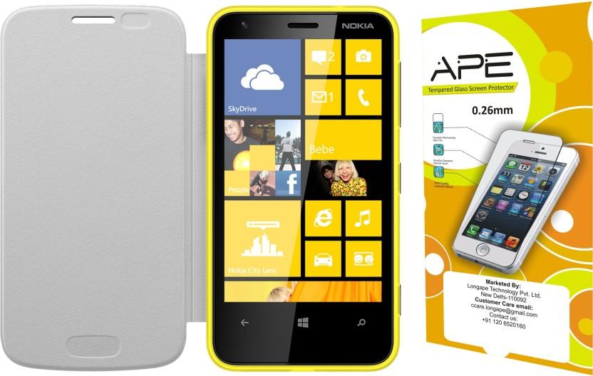 BlackBug Tempered Glass Guard for Nokia Lumia 540 XL SCREEN PROTECTOR,SCREEN GUARD (CLEAR HD) 0.3MM,2.5D