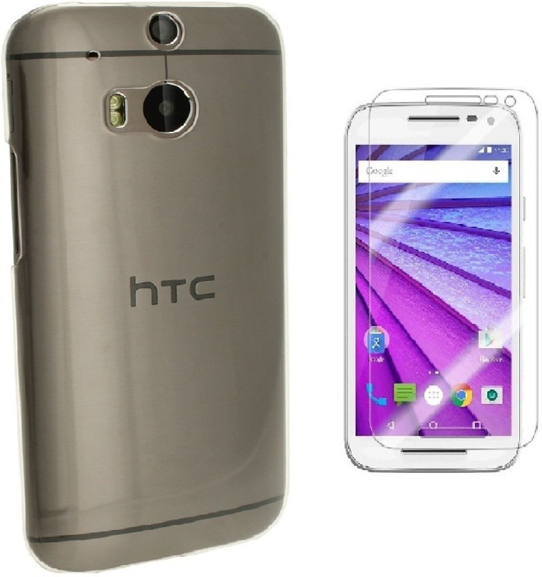 ACE GORILLA Tempered Glass Guard for HTC ONE M8