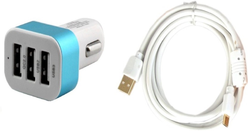 Robmob Wall Charger Accessory Combo for Blackberry Z30