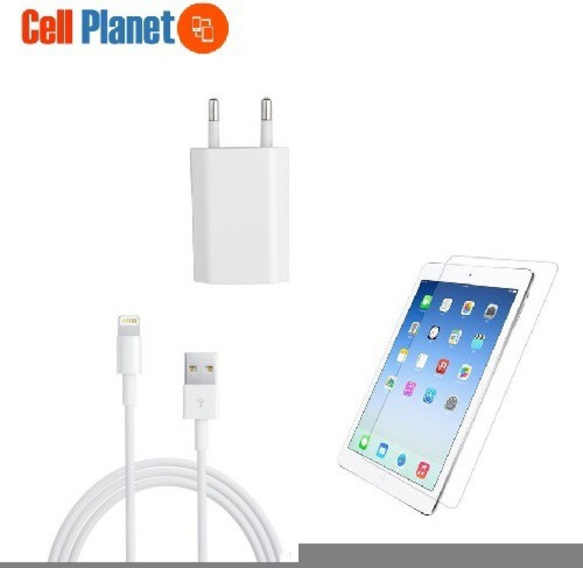Cell Planet Tempered Glass Guard for Apple iPad Aiir