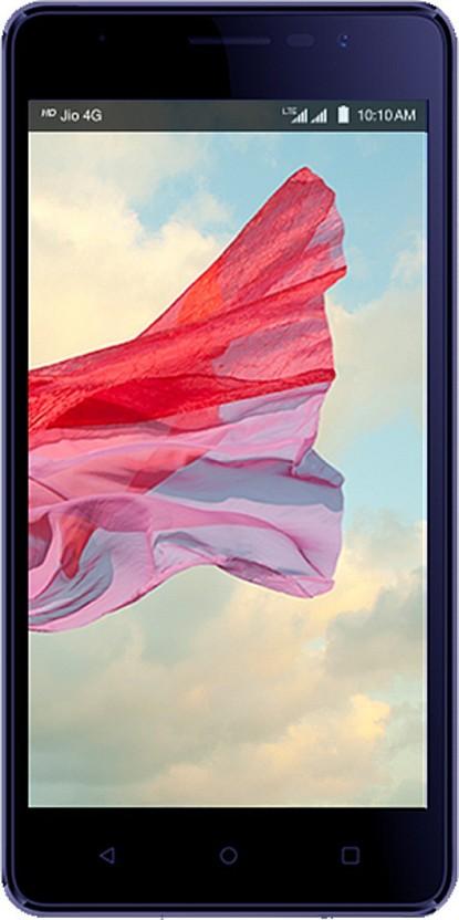 LYF Wind 4S (Blue, 16 GB)
