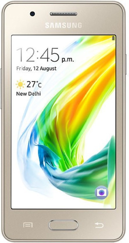 Samsung Z2 (Gold, 8 GB)