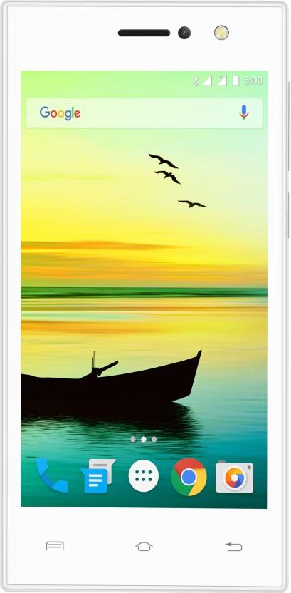 Lava A76 4G (White, 8 GB)