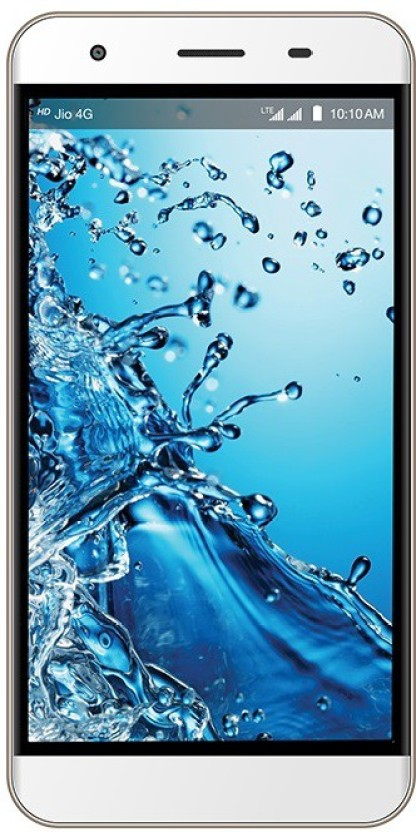 LYF Water 11 (Gold, 16 GB)