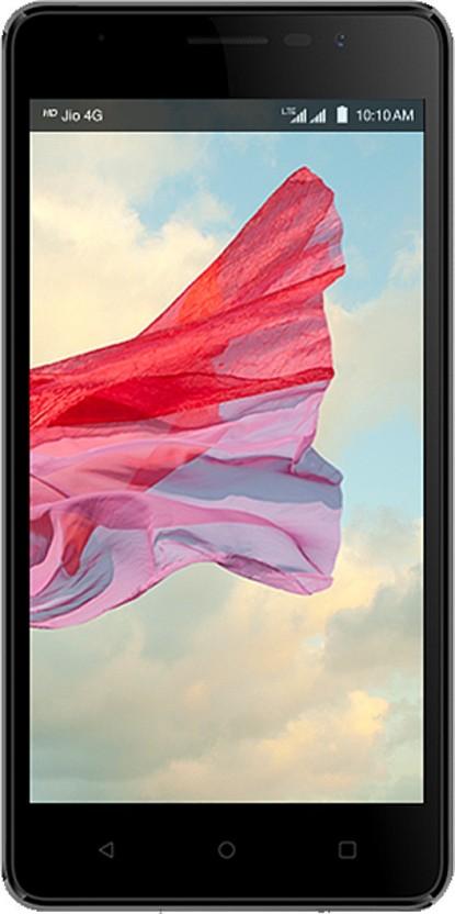 LYF Wind 4S (Brown, 16 GB)