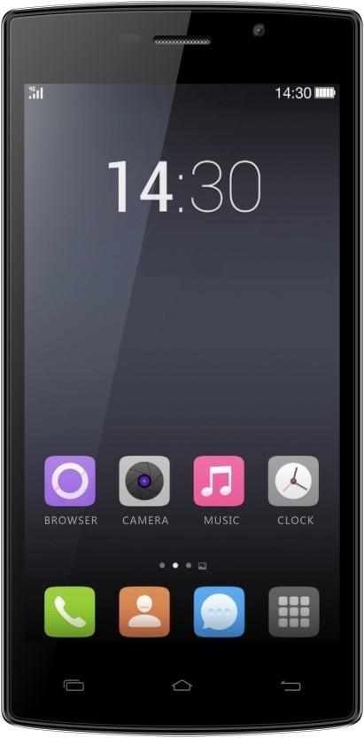 Adcom Thunder A54 Quad Core (White, 4 GB)
