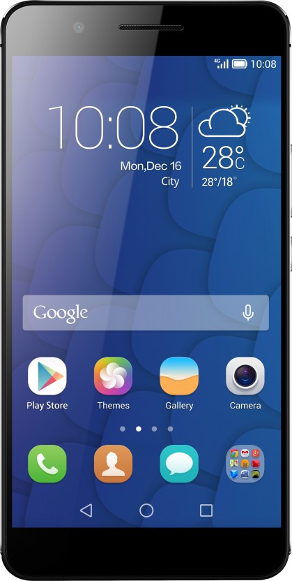Honor 6 Plus (Black, 32 GB)