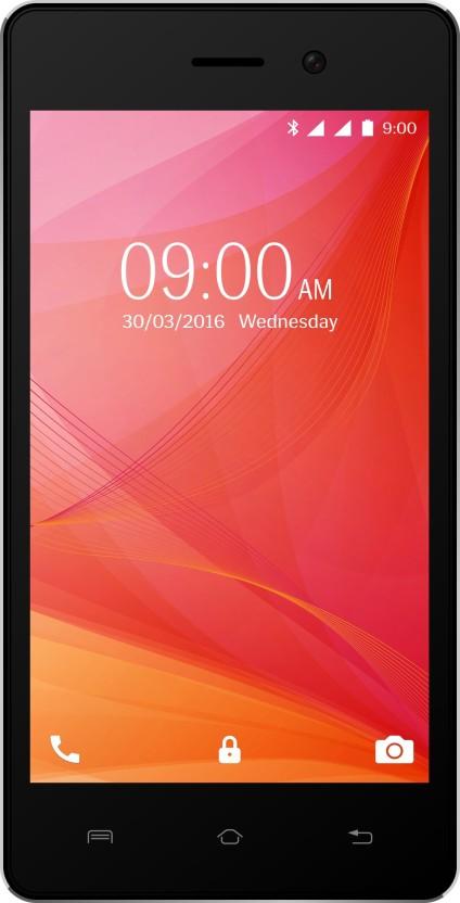 Lava A52 (Black, 4 GB)