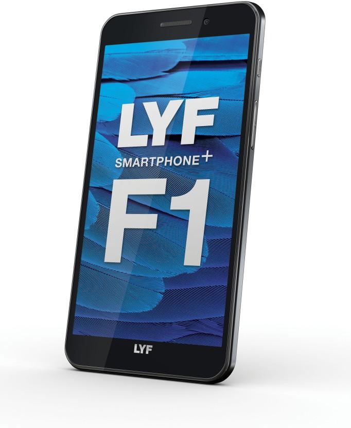 LYF Water F1 (Black, 32 GB)