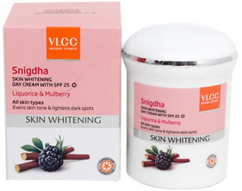 VLCC Snigdha Skin Whitening Day Cream with SPF 25