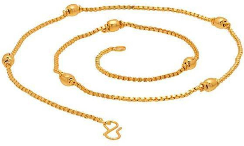 Factorywala Trendy Silver Plated Alloy Chain