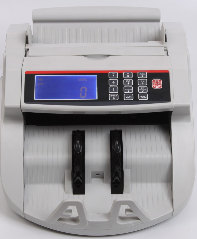 Le Rayon Lada Eco Lcd Note Counting Machine