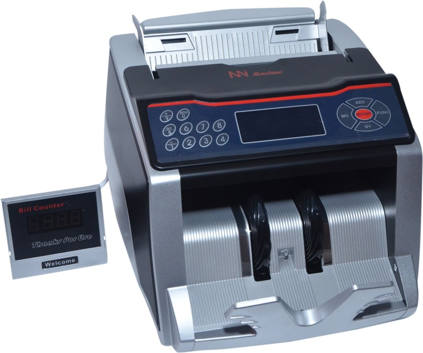 Maxime Maxime 2825 LCD Note Counting Machine