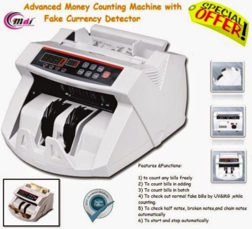 MDI JN-2040 Note Counting Machine