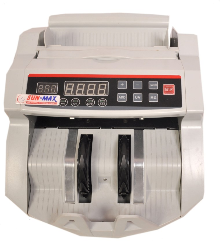 Sun-Max SC 350 Note Counting Machine