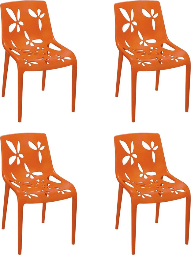 Cello Furniture Plastic Cafeteria Chair