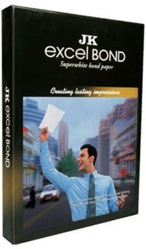 JK Excel� Unruled A4 Multipurpose Paper
