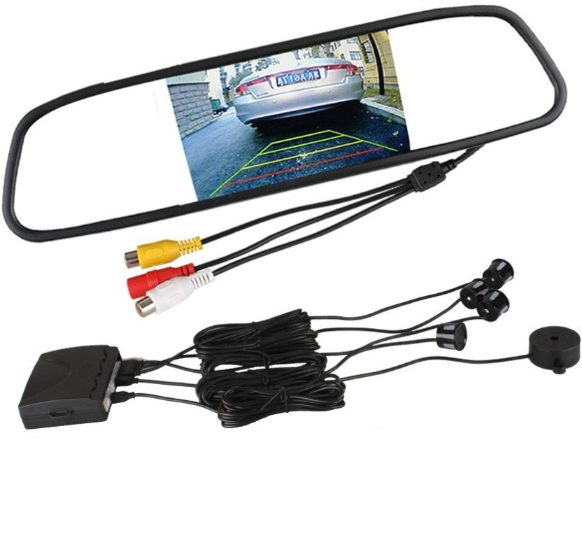 Car Banao VPS Video Parking Sensor Parking Sensor