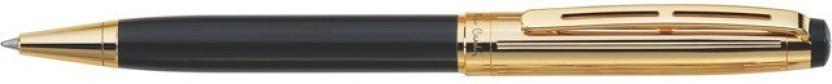 Pierre Cardin Gold Stone Black & Gold Ball Pen