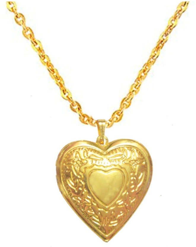 Men Style Heart Alloy Pendant