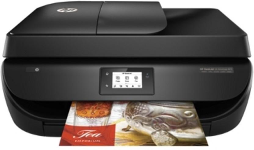 HP DeskJet Ink Advantage 4675 All-in-One Multi-function Wireless Printer