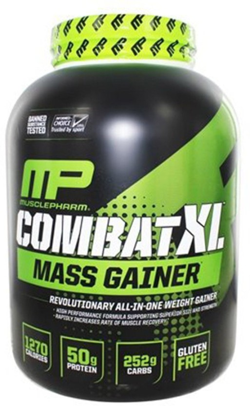 MusclePharm Mass Gainers