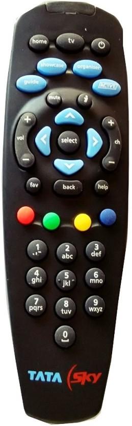 Tata Sky ORIGINAL HD Remote Controller