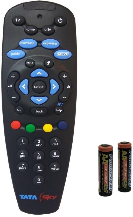 Tata Sky Tata Sky universal Original Universal Remote Controller