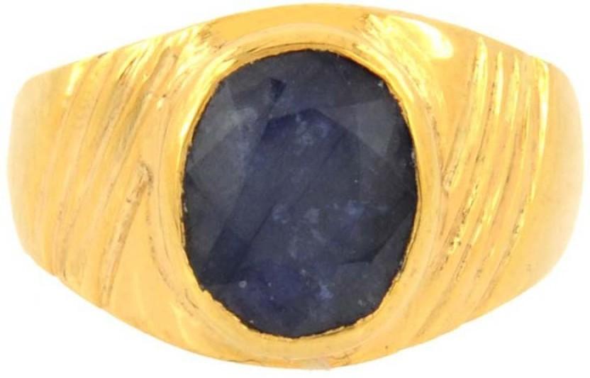 Avaatar 5 Carat Bello Metal Sapphire Ring