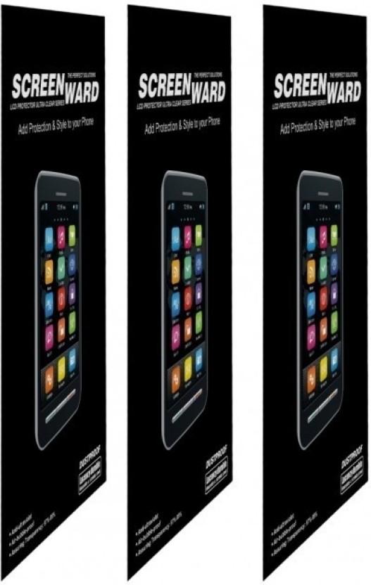 Screenward Screen Guard for Apple iPhone 4