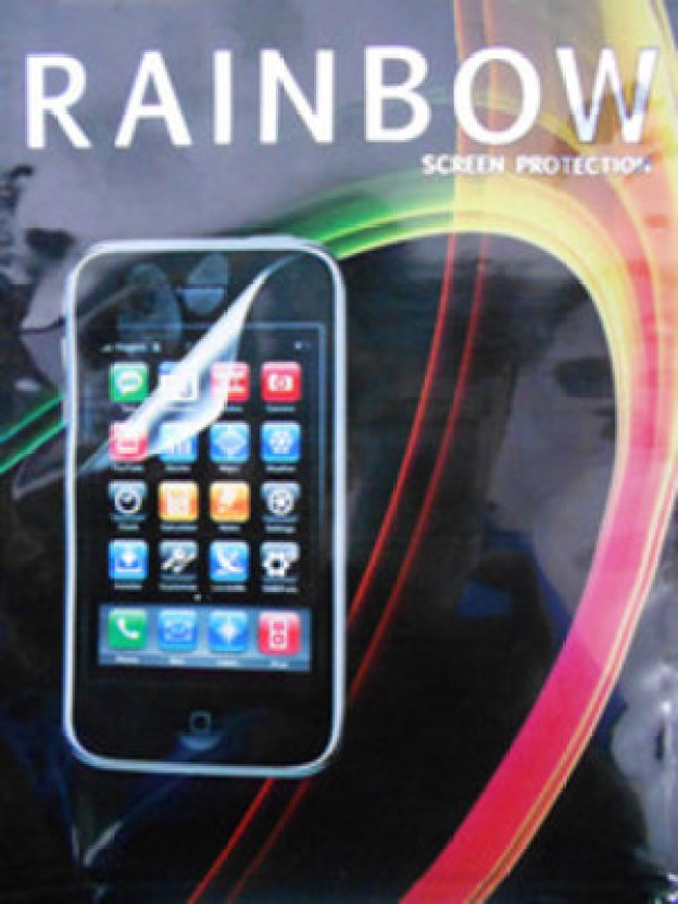 Rainbow Screen Guard for Micromax A89