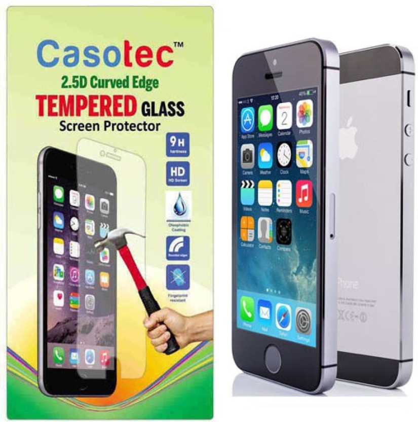 AmericHome Front & Back Protector for Apple iPhone 5s