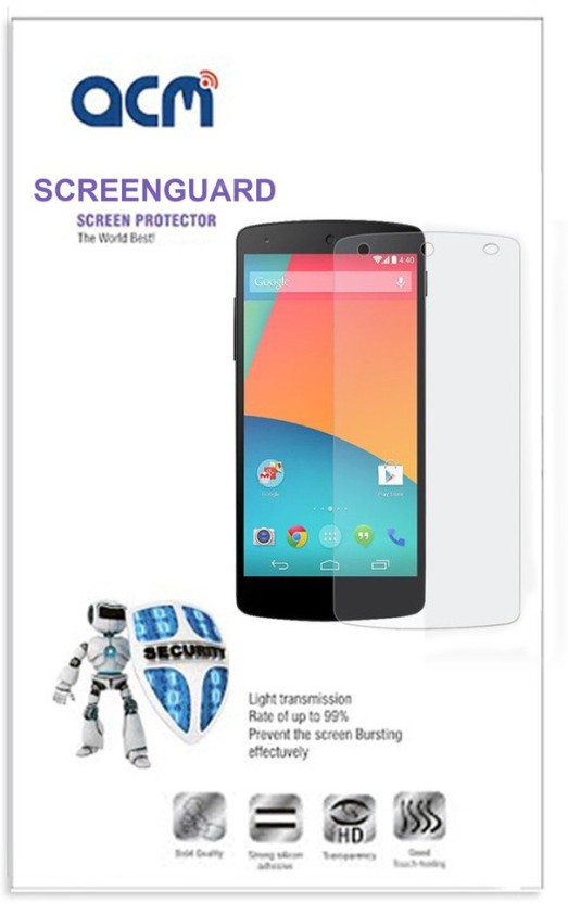 ACM Matte Screen Guard for Xolo A500s/A500s Ips