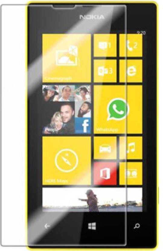 Molife Screen Guard for Nokia Lumia 520