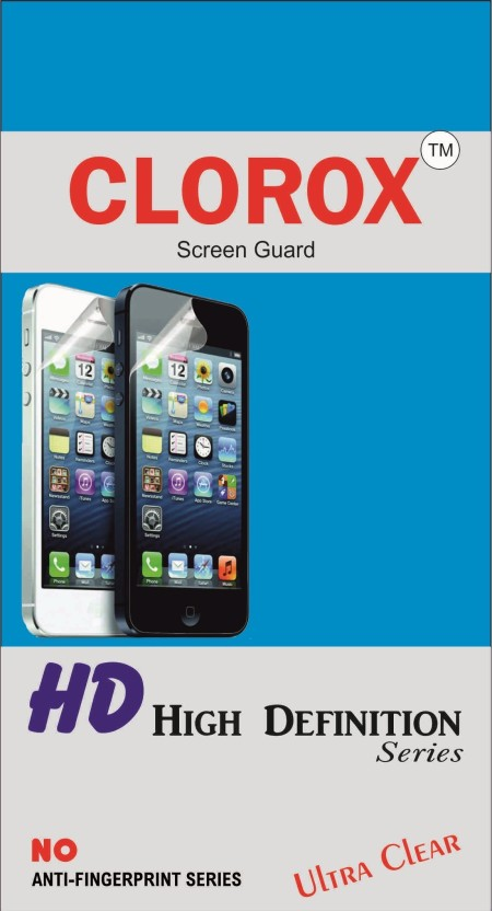 CLOROX Screen Guard for Micromax A88 Canvas Music