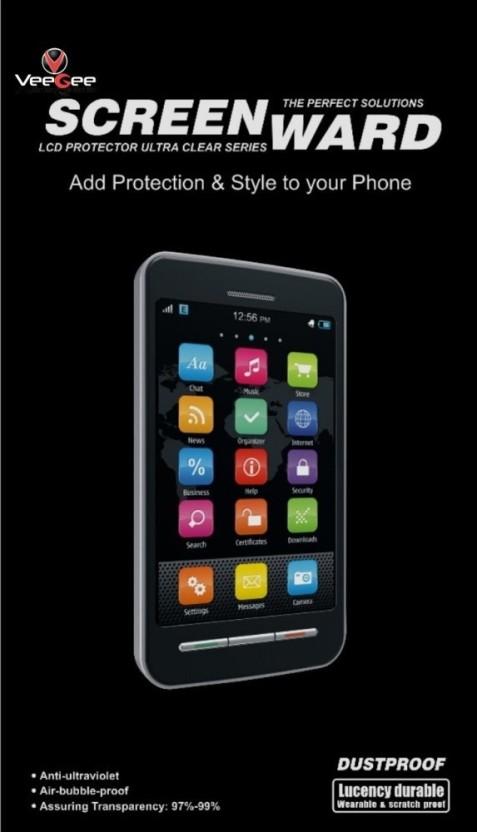 Screenward Screen Guard for Motorola Moto X XT1055