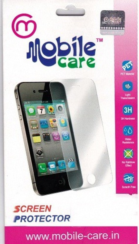 Mobile Care Screen Guard for Micromax Canvas 2 Colours- A120