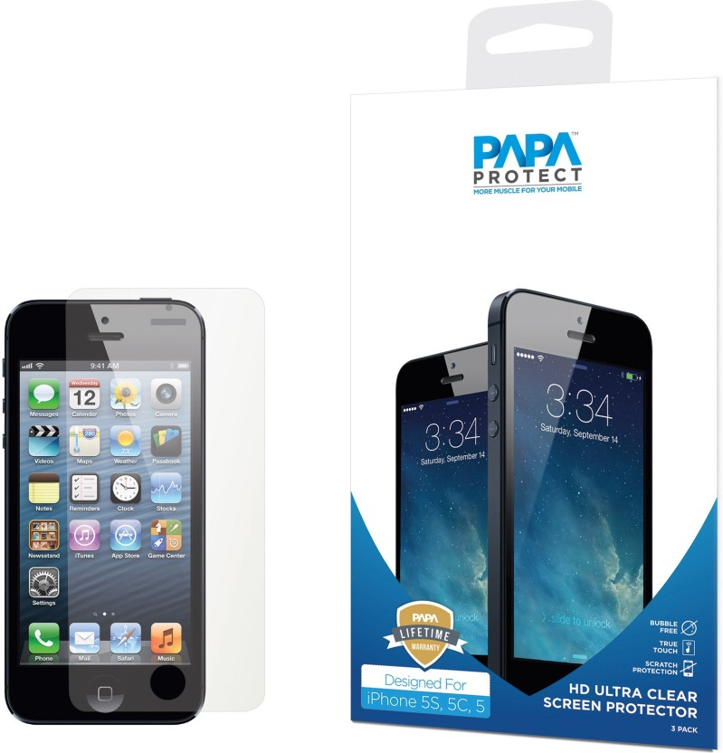 GRYP Screen Guard for Apple Iphone 5c