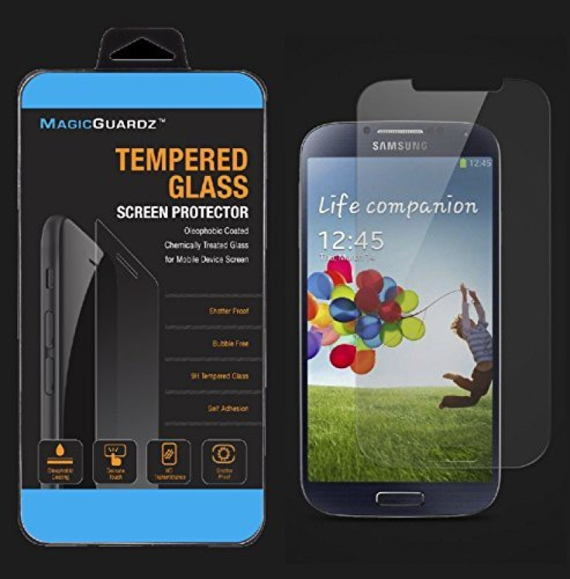 Fun Stuff Unl Screen Guard for Samsung Galaxy S4