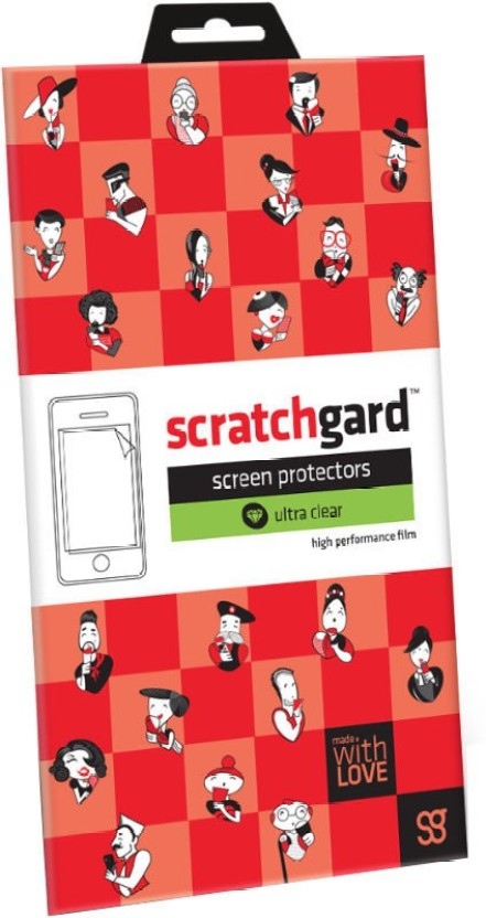 Scratchgard Screen Guard for HTC One E8