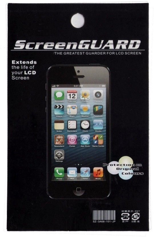 Wow Objects Screen Guard for LG Optimus L5 Dual E615