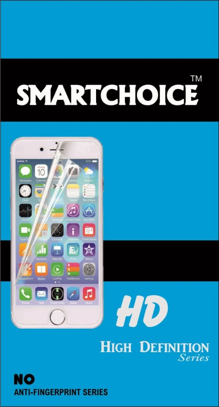 Smartchoice Screen Guard for Micromax Bolt A62