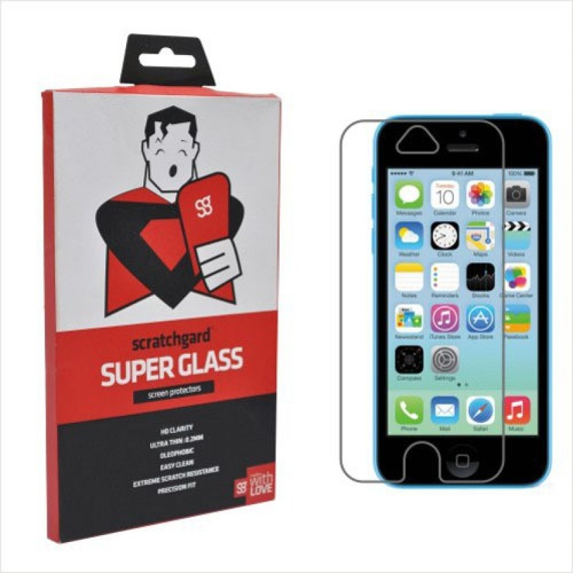 Scratchgard Screen Guard for Apple iPhone 5C