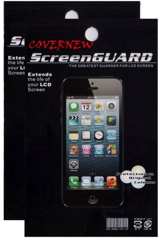 COVERNEW Screen Guard for Sony Xperia M2