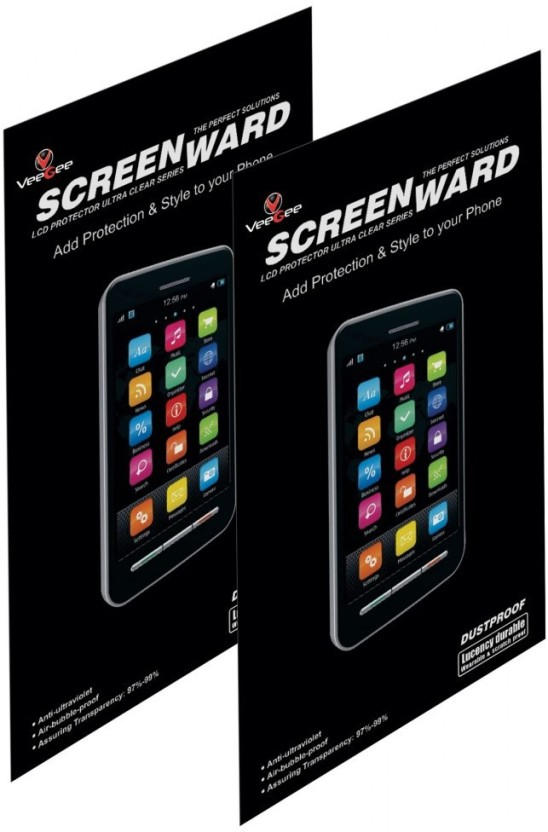Screenward Screen Guard for Samsung Galaxy Note 2 N7100
